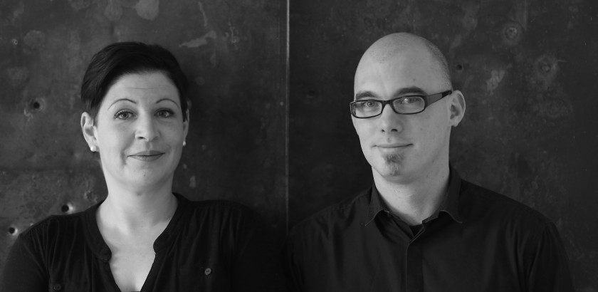 Portraitserie Architektenpaar Manuela Friebe David Knocke Herrenhaus Gestewitz  Foto: Jens Paul Taubert MTL BOG LVZ