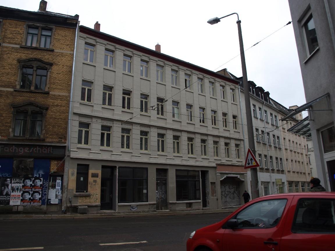 Hausprojekt Georg Schwarz Strasse