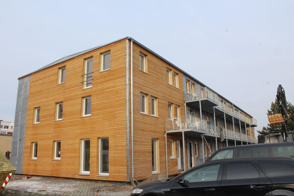 Hausprojekt Conserve